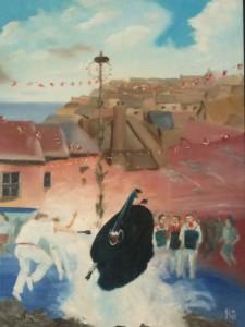 John Meen Painting - 1967